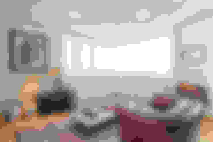 ESTAR SOCIAL: Salas de estar  por UNION Architectural Concept