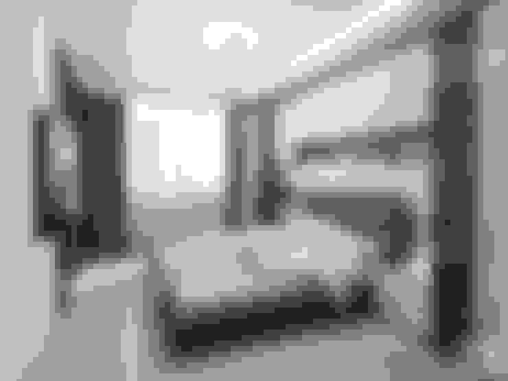 Giovani Design Studio의  침실