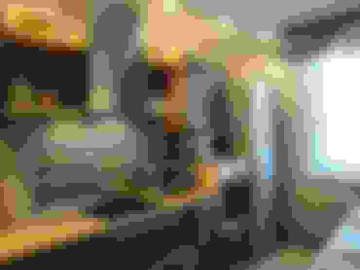 """Кухня ЭНЛИ """"Тоскана Гриджио"""": Кухня в . Автор – Кухни ЭНЛИ"""