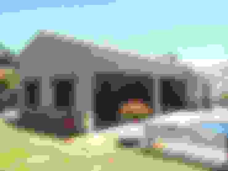 Projekty,  Domy zaprojektowane przez gsformato