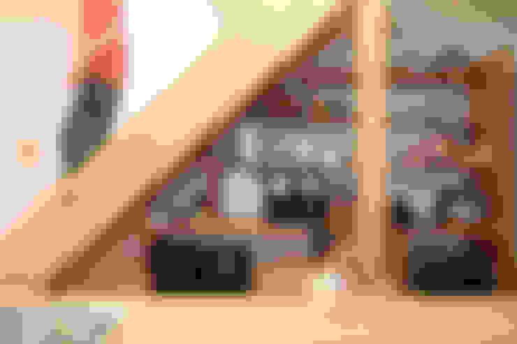 路地のある家: 株式会社田渕建築設計事務所が手掛けたキッチンです。