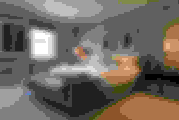 Nash Baker Architects Ltd:  tarz Yatak Odası