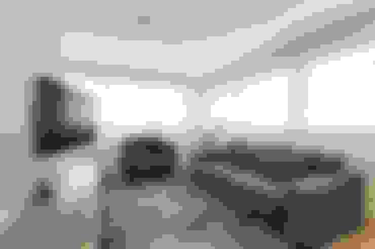 غرفة المعيشة تنفيذ Kali Arquitetura
