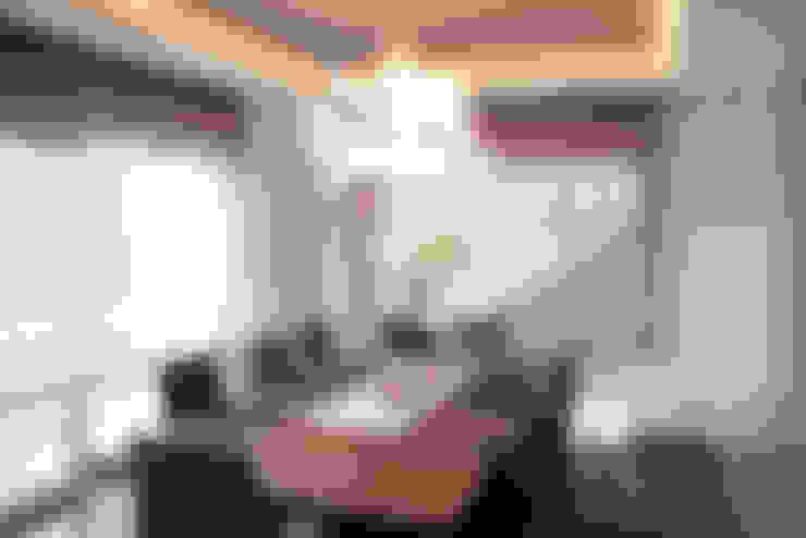 BUJU DESIGN – H Evi Beykoz:  tarz Yemek Odası