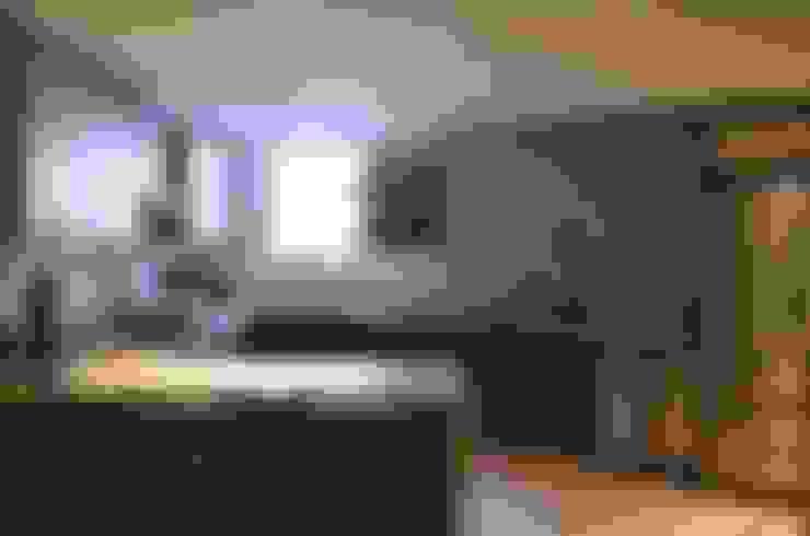 ห้องครัว by TREVINO.CHABRAND | Architectural Studio