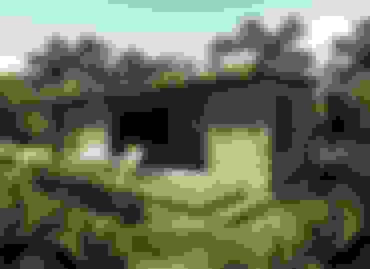 Huizen door GET ARQUITECTURA