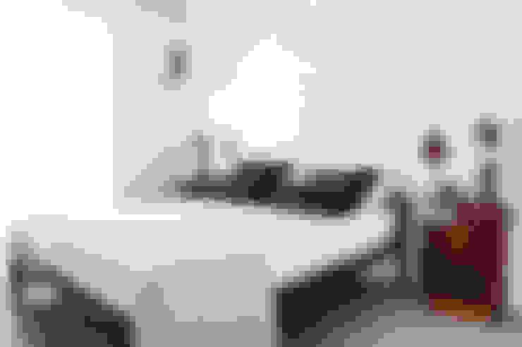 Ossigeno Architettura의  침실