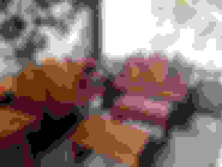 Biogibson:  tarz Balkon, Veranda & Teras