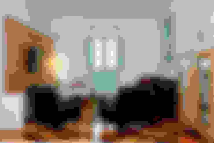 ห้องนั่งเล่น by CMSP Arquitetura + Design