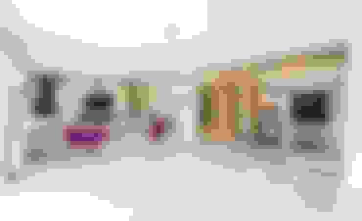 .NESS Reklam ve Fotoğrafçılık – Dusa İnşaat Sevilla House Mekan Fotoğraf Çekimi:  tarz Oturma Odası