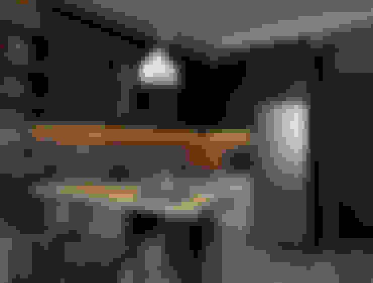 Ceren Torun Yiğit  – Stüdyo Daire Tasarımı:  tarz Mutfak