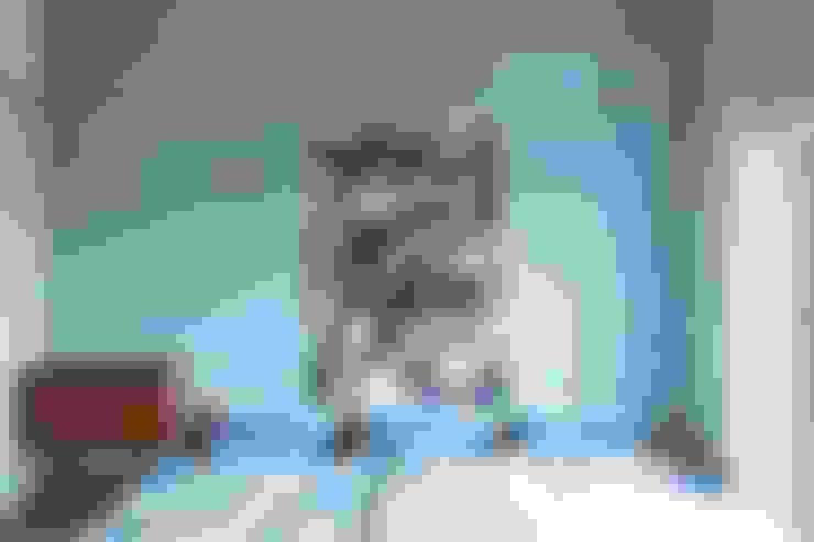 MSSH: <DISPENSER>architects 小野修 一級建築士事務所が手掛けた寝室です。