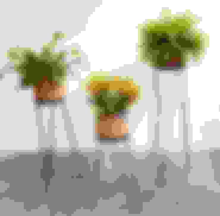 Jardines de estilo  por LÜTTGEN GmbH