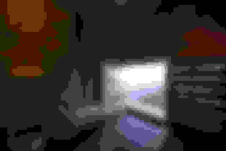 floating: 大井立夫設計工房が手掛けた浴室です。