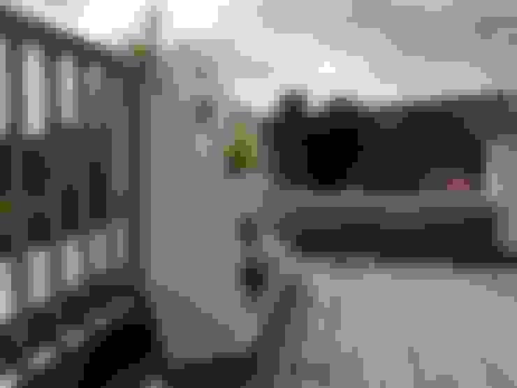 Balconies, verandas & terraces  تنفيذ neubert und fuchs_gartenabteilung