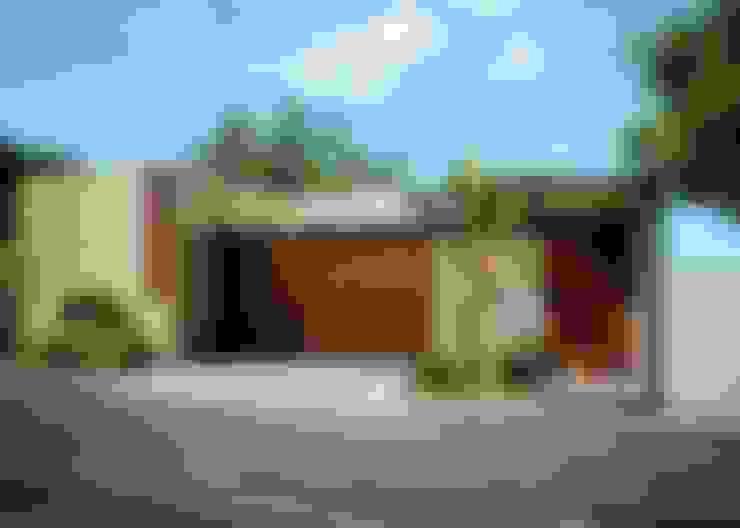 Casas de estilo  por TOAR INGENIERIA Y DISEÑO