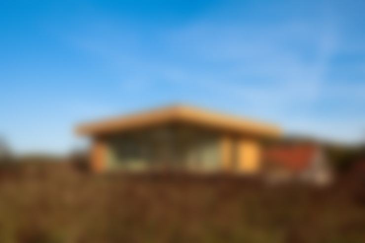 Casas de estilo  por Peter Ruge Architekten
