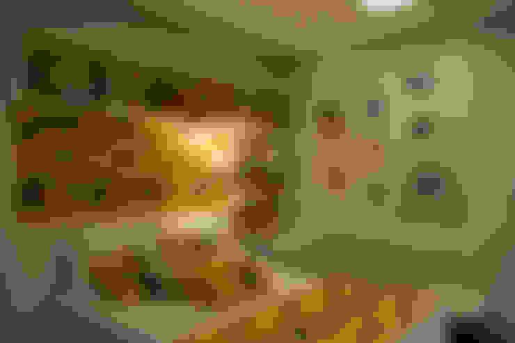 غرفة نوم تنفيذ ARQ Ana Lore Burliga Miranda