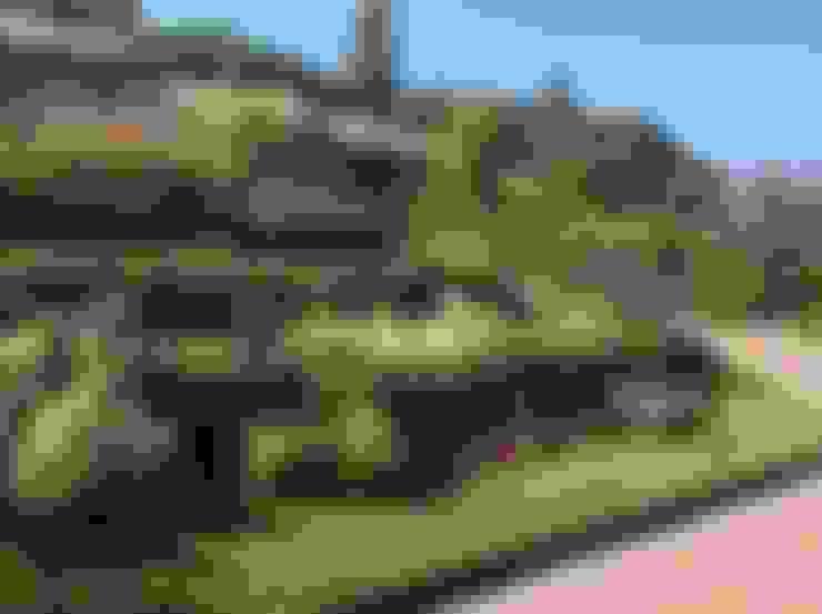 Jardines de estilo  por I Giardini di Anna