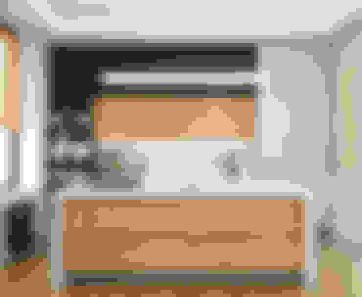 مطبخ تنفيذ ONE STUDIO