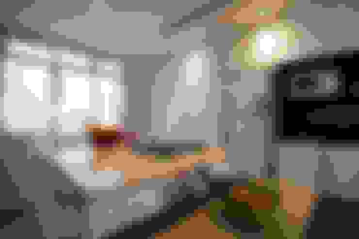 SDB | Cozinha: Cozinhas  por Kali Arquitetura