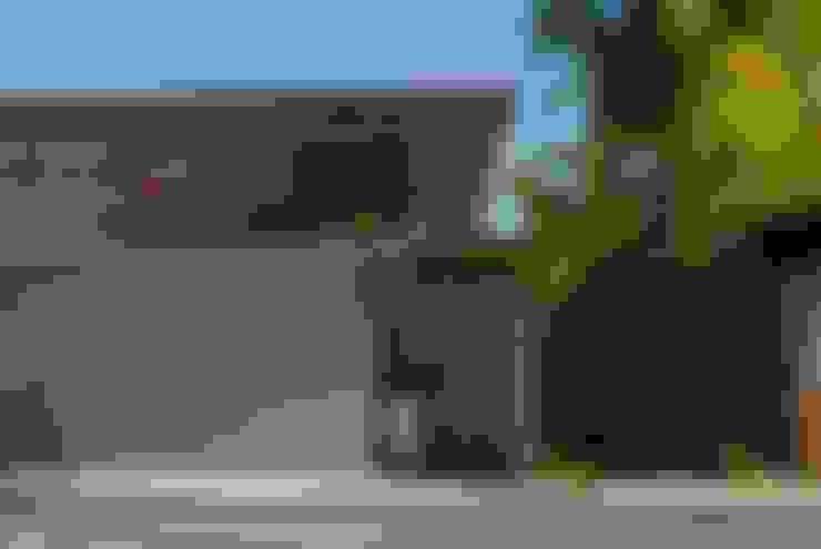 Casas de estilo  por FergoStudio