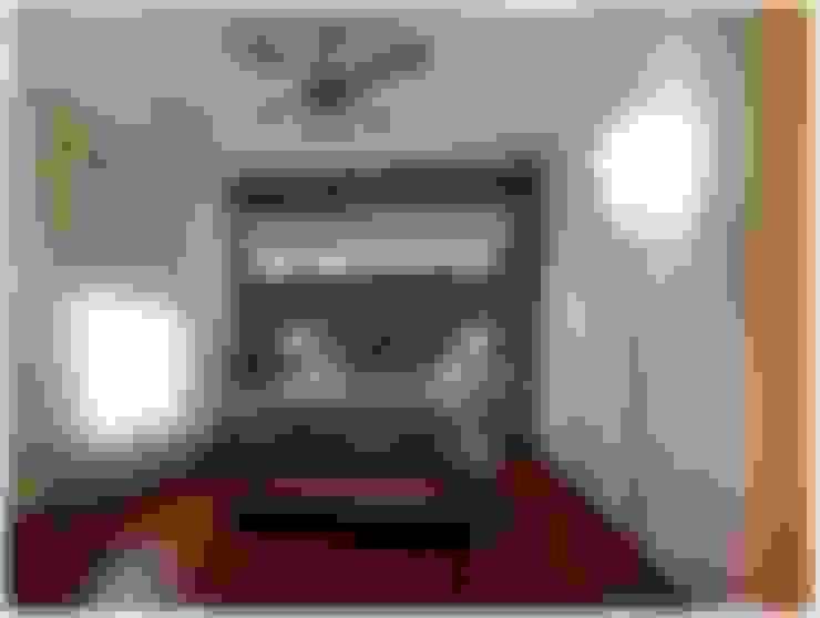 Obra La Piedad: Dormitorios de estilo  por Silvana Valerio
