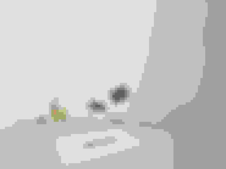Study/office تنفيذ Studio Isabel Quiroga