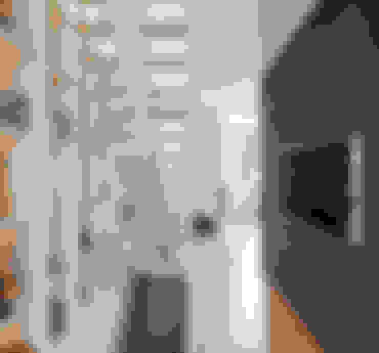 Salon de style  par Floret Arquitectura