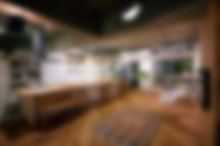 Ruang Makan by .8 / TENHACHI