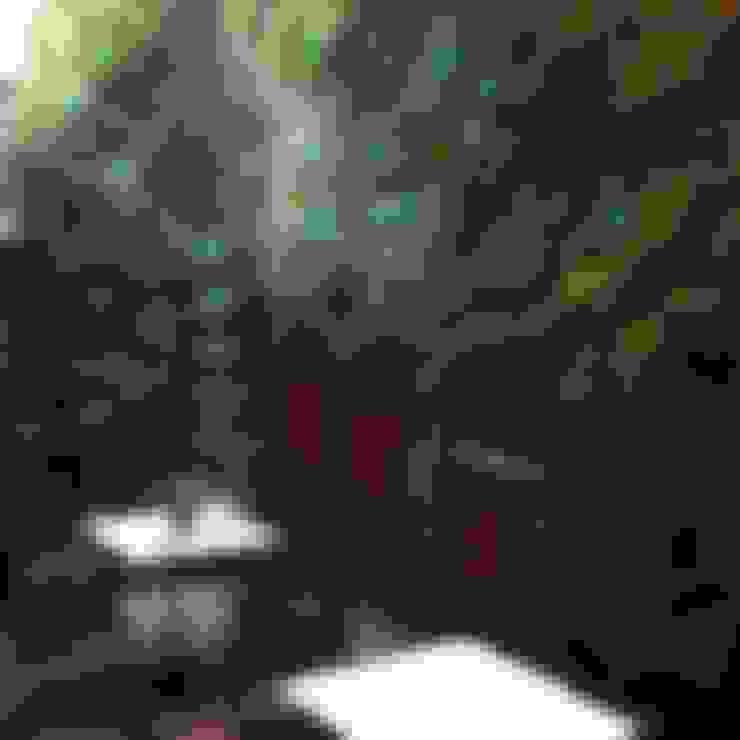 Interior de estudio: Jardines de estilo  por jardines verticales