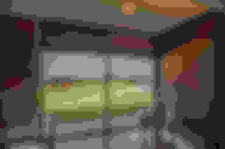 Salas de estar  por ZeroLimitsArchitects