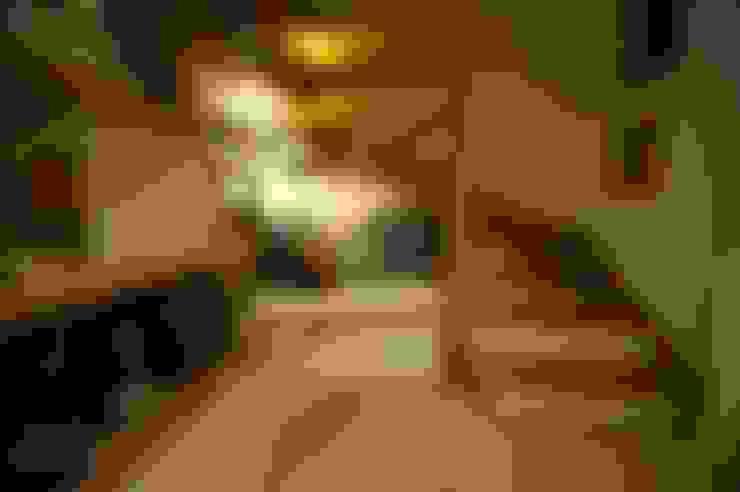 الممر والمدخل تنفيذ Blue Interior Design