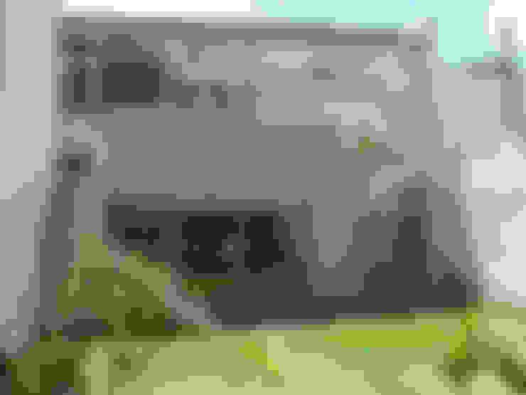 منازل تنفيذ Paula Mariasch - Juana Grichener - Iris Grosserohde Arquitectura
