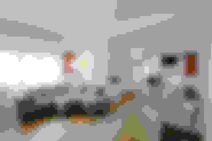 Living room by Marco D'Andrea Architettura Interior Design