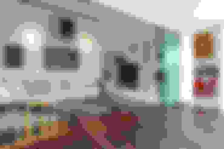 Living room by oda - oficina de arquitectura