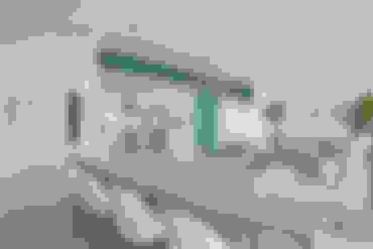 Dining room by oda - oficina de arquitectura