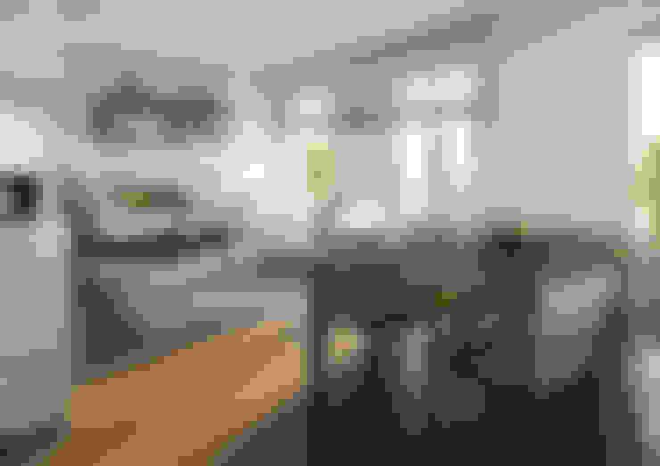 Wohnung in Luxemburg:  Esszimmer von winhard 3D