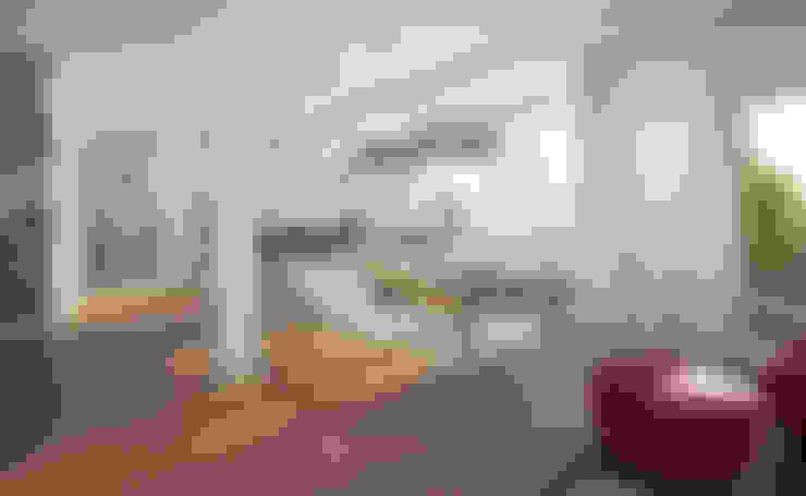 Wohnung in Berlin:  Wohnzimmer von winhard 3D