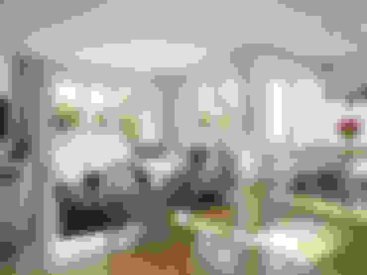 Wohnung in München:  Wohnzimmer von winhard 3D