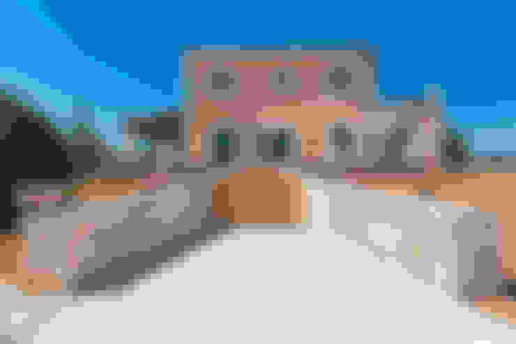 Garagens e edículas  por ISLABAU constructora