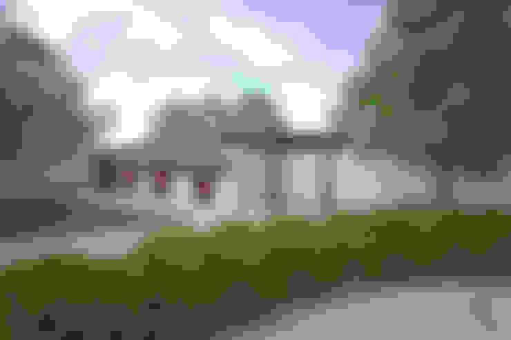 """Proyecto Arquitectónico """" Casa XC03""""       : Casas de estilo  por PORTO Arquitectura + Diseño de Interiores"""