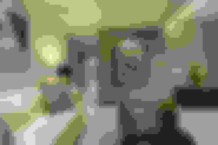 Slaapkamer door HO arquitectura de interiores