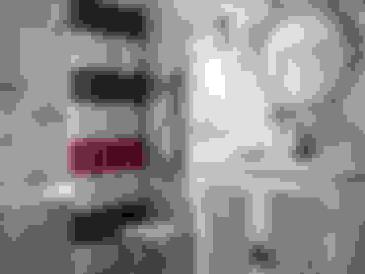 Equipe Ceramicas의  욕실