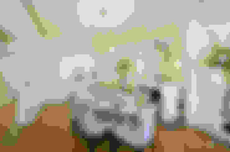 غرفة السفرة تنفيذ Nash Baker Architects Ltd