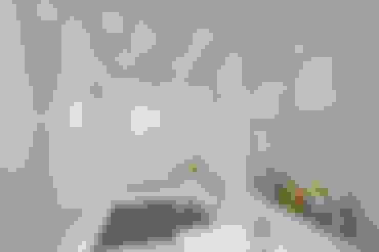 북유럽느낌 물씬 20평 빌라 인테리어: 홍예디자인의  욕실