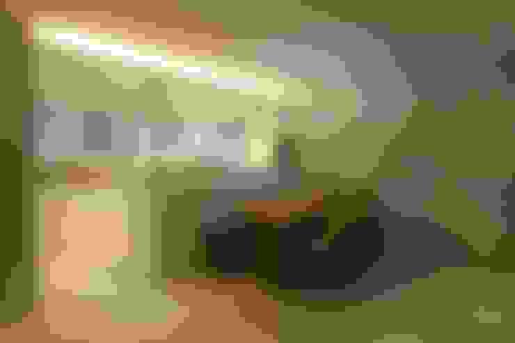 북유럽느낌 물씬 20평 빌라 인테리어: 홍예디자인의  주방