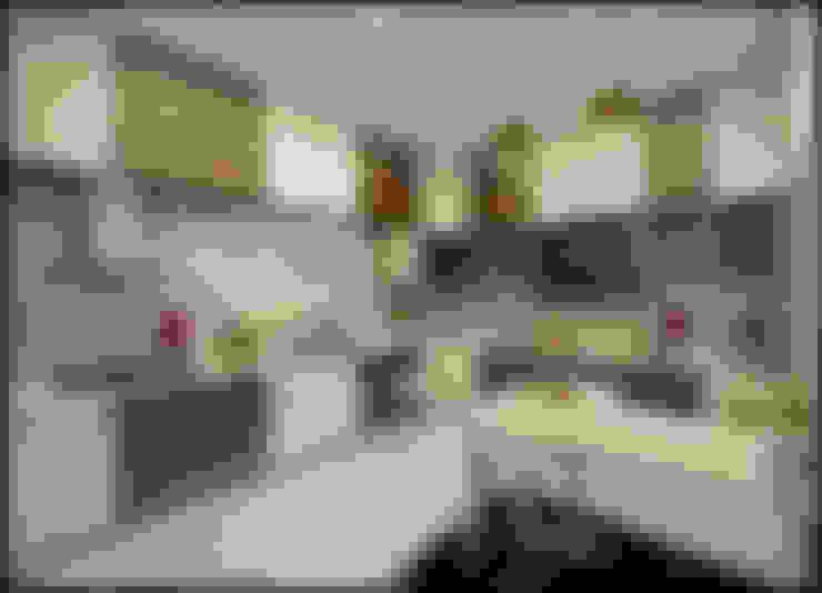 Cocinas de estilo  por stanzza