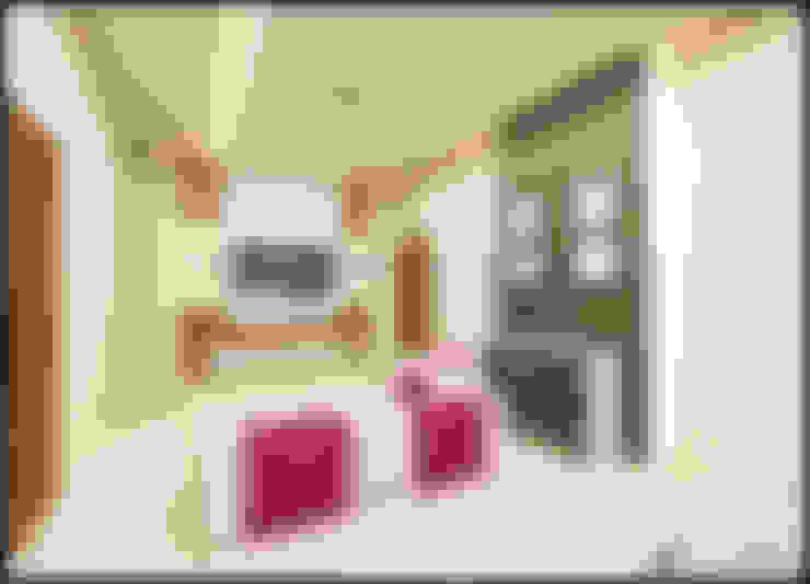 Nizar, Manilala:  Living room by stanzza