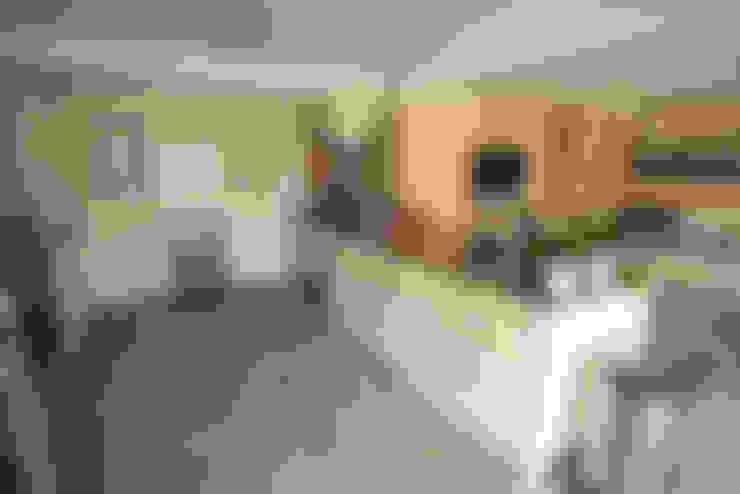 STİLART MOBİLYA DEKORASYON İMALAT.İNŞAAT TAAH. SAN.VE TİC.LTD.ŞTİ. – U.K Evi Levent:  tarz Mutfak